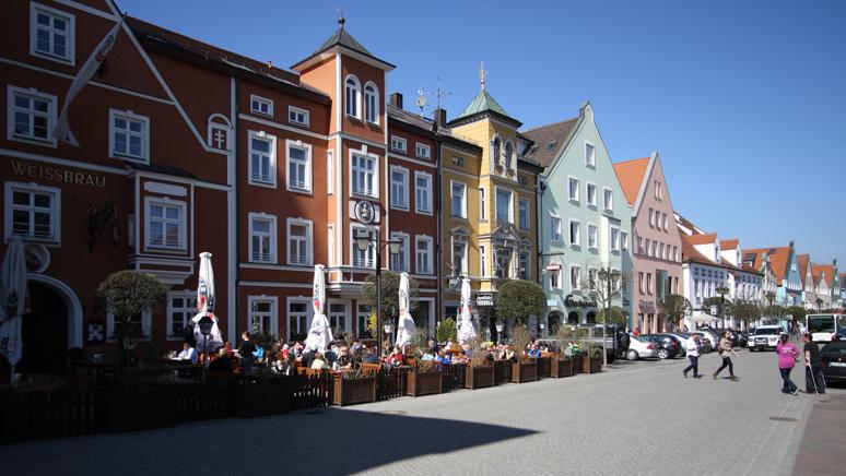 Wohnungen Landshut Altstadt