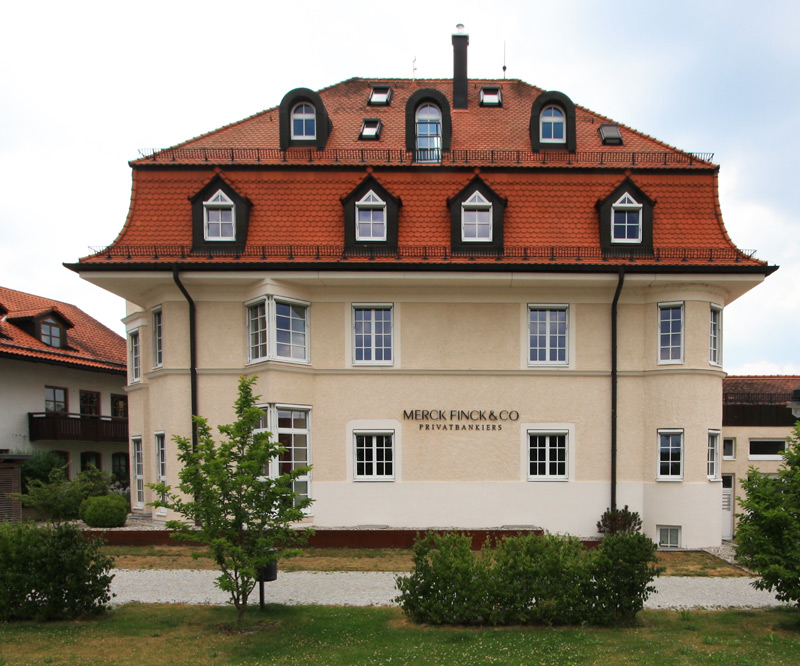 Oliver Kahn Villa Grünwald